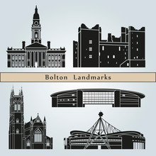 Bolton Landmarks And Monuments