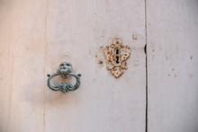 Door Knocker And Door