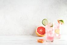 Sea Breeze Citrus Cocktail
