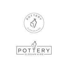 Vintage Logo Pottery For Inspiration.