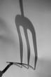 cień narzędzia widelcowatego