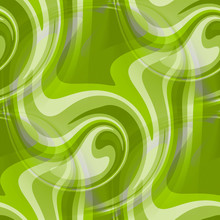 Colorful Background With Abstract Swirls. Seamless Pattern.