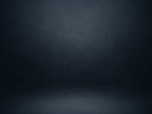 Abstract Blue Grunge Photo Bac...
