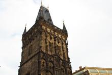 Prague. 10.05.2019: Staircase ...