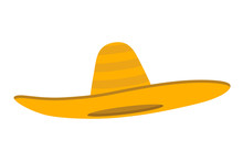 Vector Traditional Mexican Hat...
