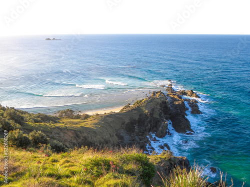 Byron Bay in New South Wales Australia Fototapete