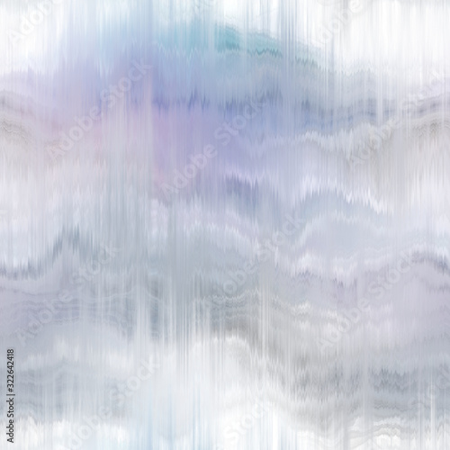 Valokuvatapetti Faded degrade blur ombre radiant surreal blurry saturated digital wavy ocean water seamless repeat raster jpg pattern swatch