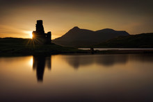Ardvreck Castle Evening
