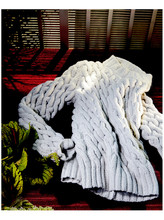White Woolen Sweater