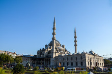 Yeni Cami, New Mosque, In Ista...