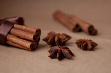 Cinnamon Stick With Star Anis ...