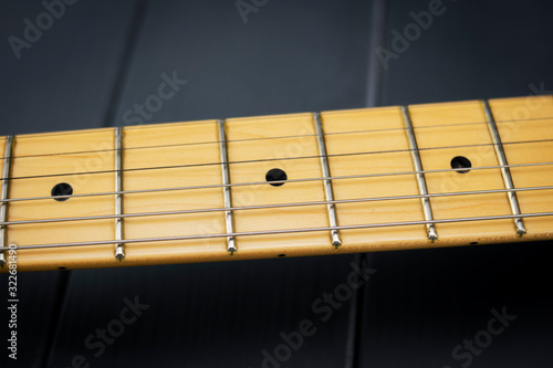 Fotografija Classic American Electric Guitar Neck