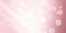 Pink Blurred Background. Valentine, Love Backdrop Wallpaper.