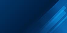 Modern Abstract Blue Backgroun...