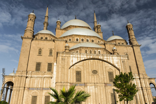 Photo Muhammed Ali Mosque, Cairo, Egypt