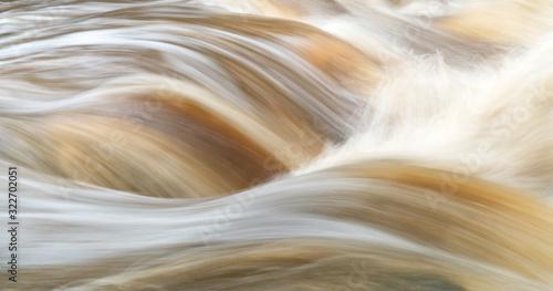 Fotografie, Tablou Cedar creek, Brisbane, flowing water, flooded creek, flooded stream, Samford val