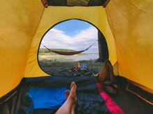 View Form Camping Tent On Camp...