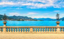 Maggiore Lake And Pallanza Ver...