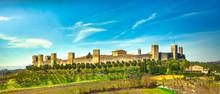 Monteriggioni Medieval Fortifi...