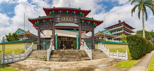 Fototapeta Tse Tho Aum Temple of Singapore