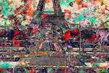 Fototapeta Młodzieżowe - Nostalgie parisienne