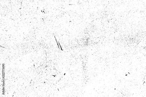 Fotomural Grunge textures set