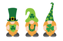 St. Patrick's Day Gnomes With ...