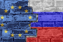 The Flag Of The European Union...