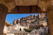 Mehrangarh Fort, Jodhpur, Raja...