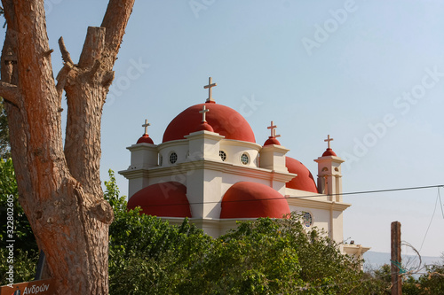 Photo The Greek Orthodox Church of the Holy Apostles or the Church of the Apostolic Ch