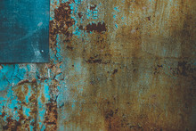 : Old Rustic Grunge Wall Texture Background With Space For Text Or A Photo