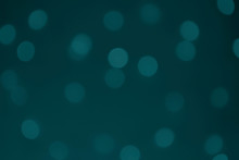 Blue Green Bokeh Images Abstract Background