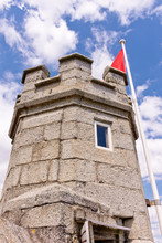 Detail Of The Tower, Pendennis...