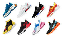 New Fitness Sneakers Set, Fash...