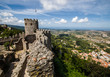 Portugal. The Castle of the Moors located in the municipality of Sintra, about 25km northwest of Lisbon