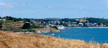 Panoramic Views Of The Fal And...