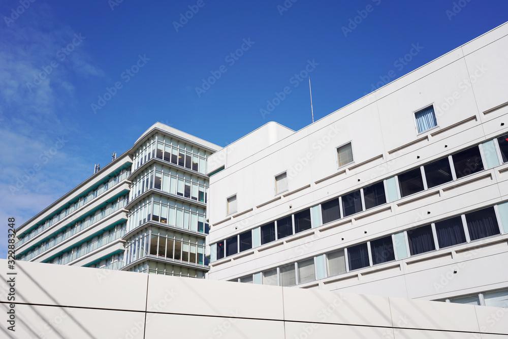 Fototapeta 病院 建物