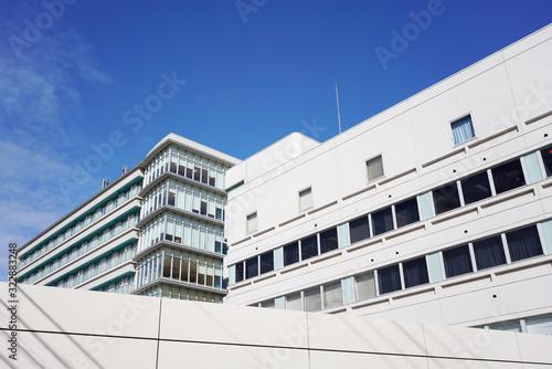 Fototapeta 病院 建物 obraz