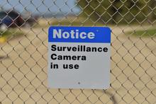 Surveillance Cameras In Use Si...