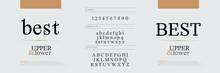 Elegant Alphabet Letters Fonts...