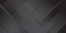 Black Dark Line Rectangle Grad...
