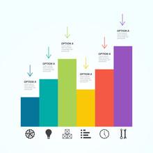 Bar Chart Graph Diagram Financ...