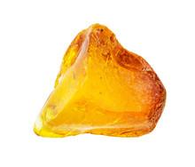 Wild Amber Gem Stone Cutout On...