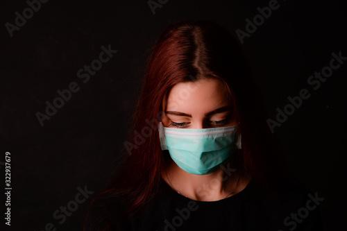 virus schutz maske