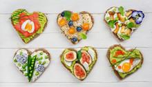 Gesund Belegte Brote