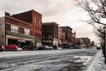 Downtown Oswego, New York