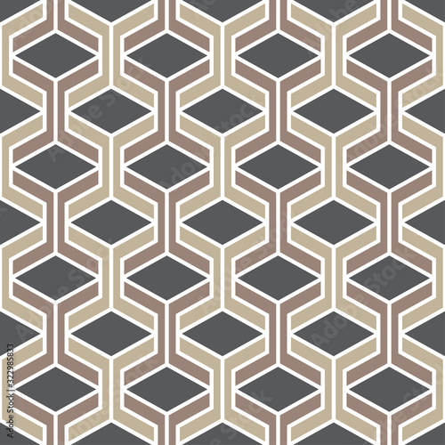 Photo Decorative pattern for the background, tile and textiles