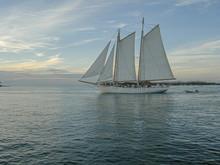 Evening Cruise, Key West,Flori...