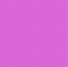 Knit Texture Bright Pink Color...