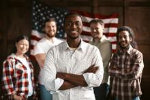 American Team Of Patriotic Sta...